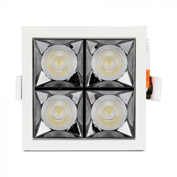 16W LED Reflector Downlight 12° Beam Angle with SMD Samsung Chip