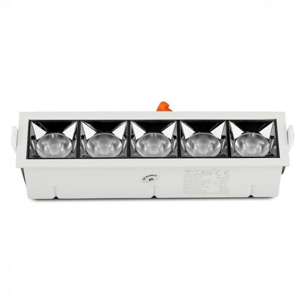 20W LED Reflector Downlight 38° Beam Angle with SMD Samsung Chip