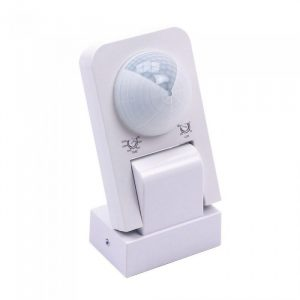 Infrared Motion Sensor - White