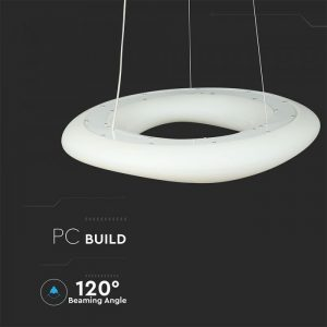 38W Pendant Round Color Changing D:600 Dimmable White