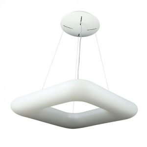 SQUARE LED DESIGNER HANGING PENDANT