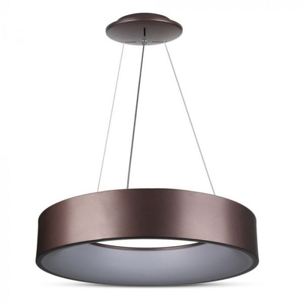 20W LED SURFACE SMOOTH PENDANT LIGHT