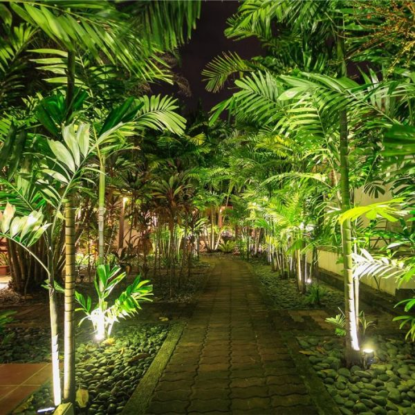 12W LED Outdoor Light
