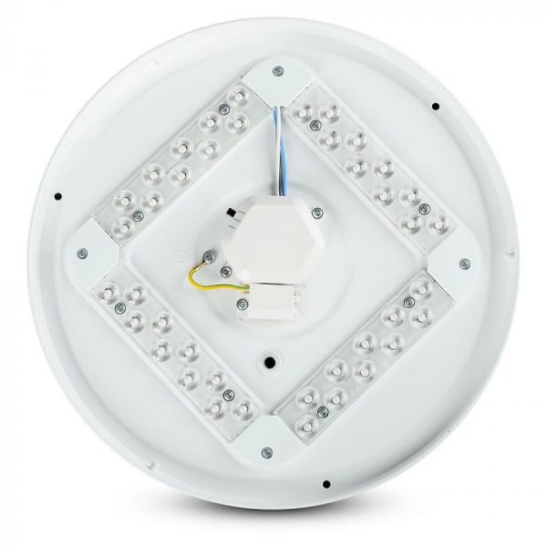 24W LED Dome Light Bling Star Cover Color Changing 3 in 1