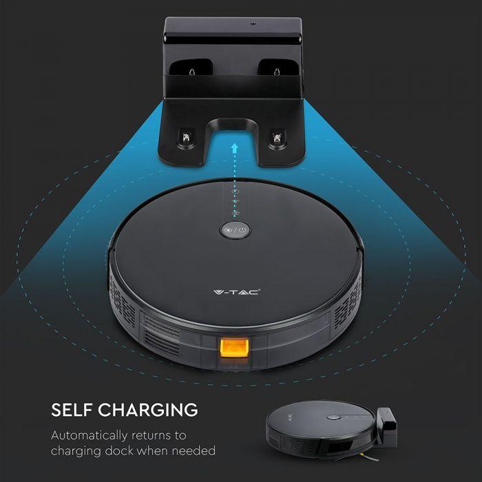 Smart Vacuum Hoover