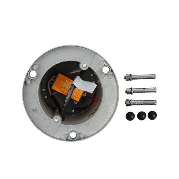 10W LED Bollard Light, Outdoor, 80cm 3000K/4000K/6400K