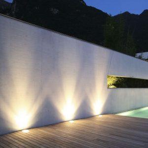 12W LED COB Underground Light 4000K