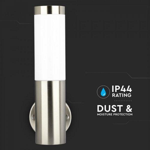 Wall Lamp Stainless Steel Body