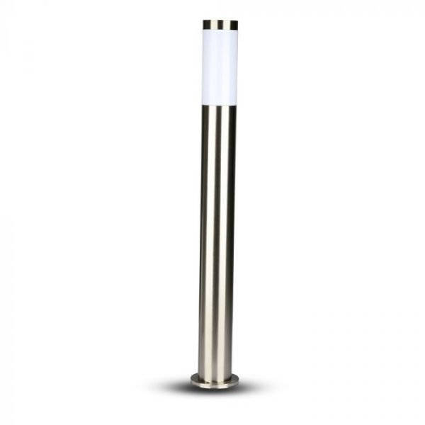 BOLLARD LAMP WITH STAINLESS