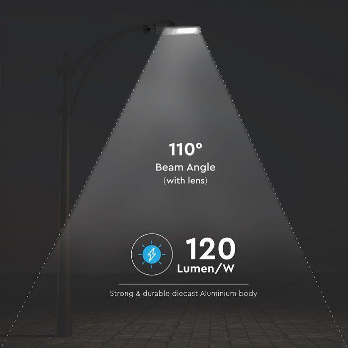 Photocell streetlight 3600 Lumens