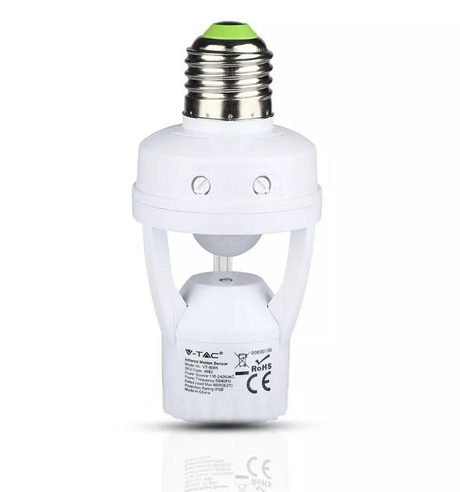 Sensor E27 Holder