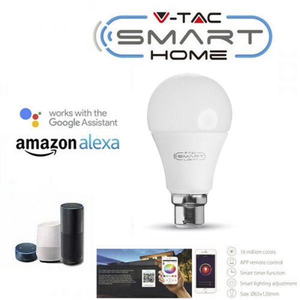 B22 Google Led Bulb