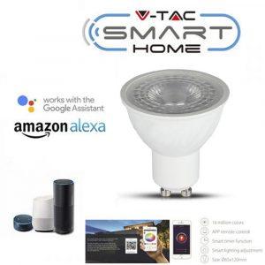 LED GU10 Smart Spotlight