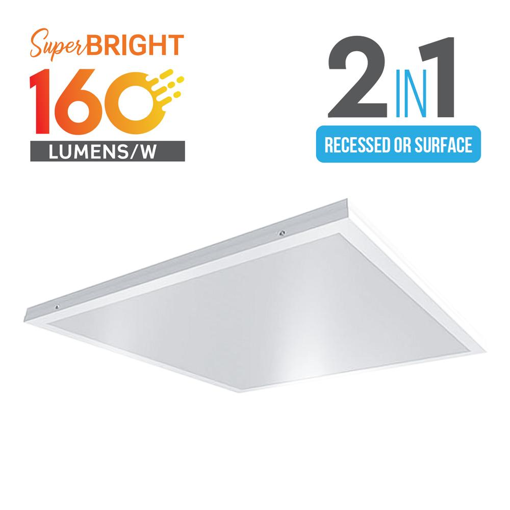 LED panel surface mount 600x600