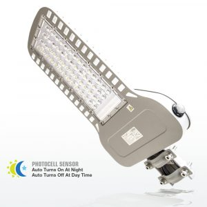 100w photocell streetlight, Dusk to Dawn Street