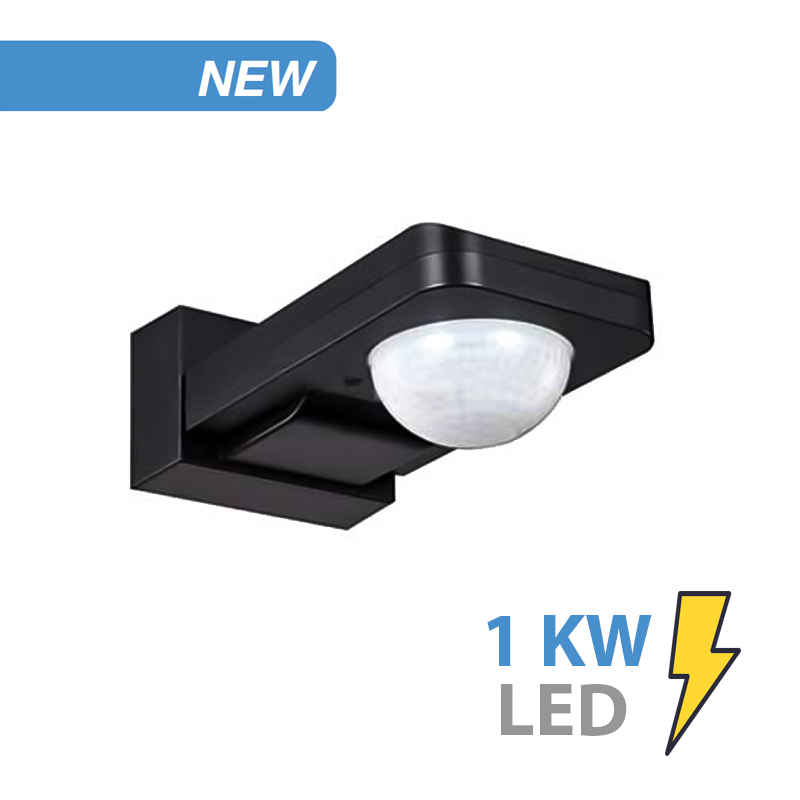 Infrared Sensor Black 1KW 360 degree