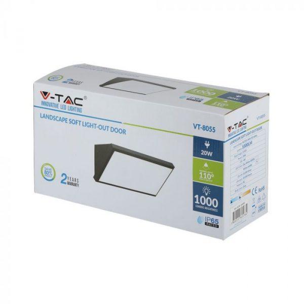 20W Landscape-Soft Light-Large IP65 3000K/4000K/6400K