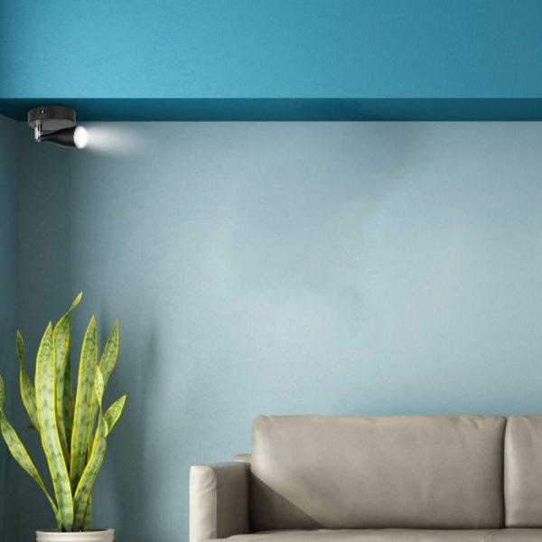 4.5W Single-Head Wall Light IP20 3000K/ 4000K