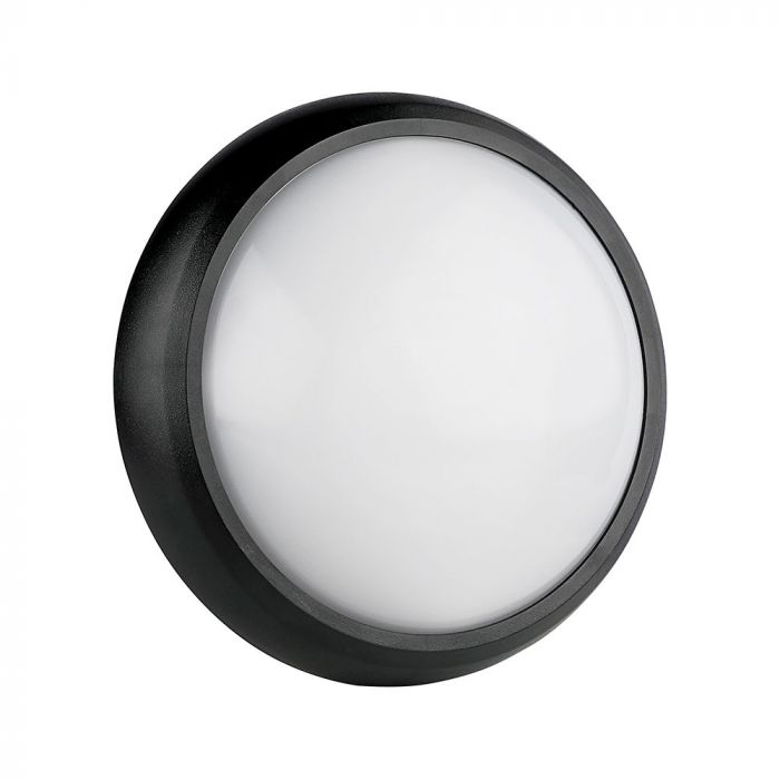 12W LED Bulkhead Light Fitting  Round IP54