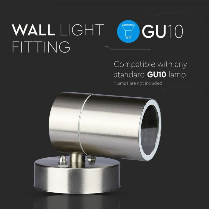 Outdoor LED Wall Fitting GU10 Compatible