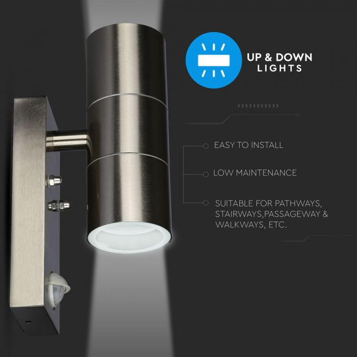 Exterior wall lights (UP & DOWN)