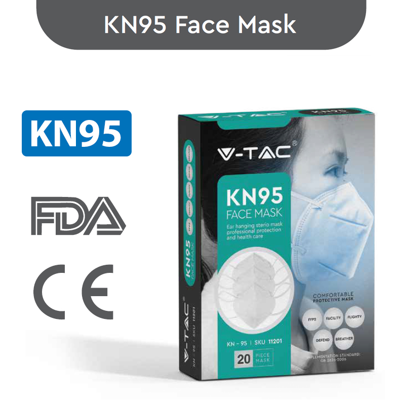 Disposable Face Masks KN95