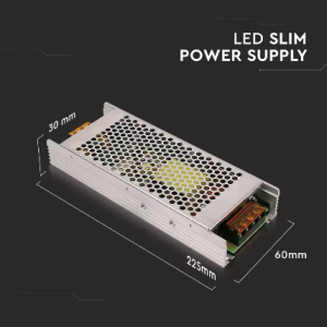 250W LED Power Supply -24V - 10A Metal