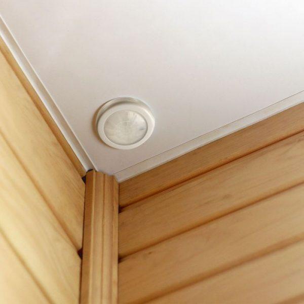 PIR Ceiling Sensor White 360 degree