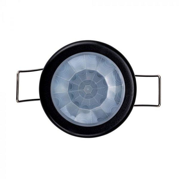 PIR Ceiling Sensor Black 360 degree