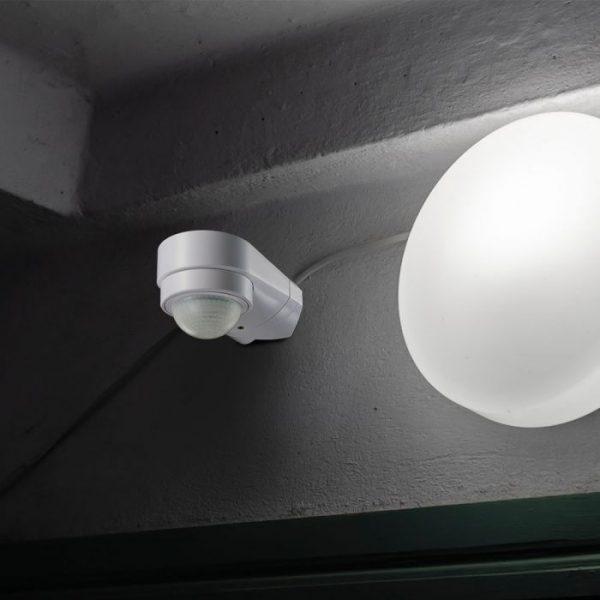 PIR Sensor Adjustable for Corner - White 240 degree