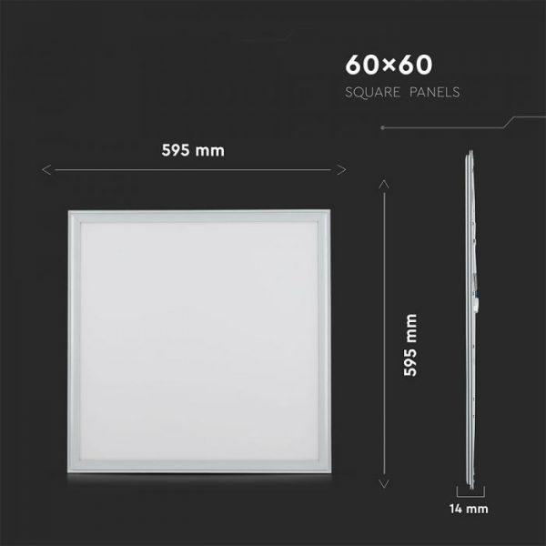 29W LED Square Big Panel - Samsung Chip