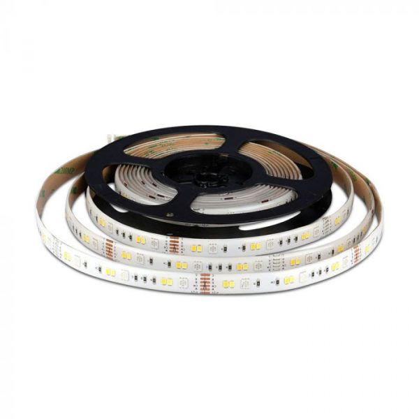 9W LED Smart Strip Light Kit, 5 Meter RGB+CCT, Remote Control, Alexa & Google Home Compatible IP65