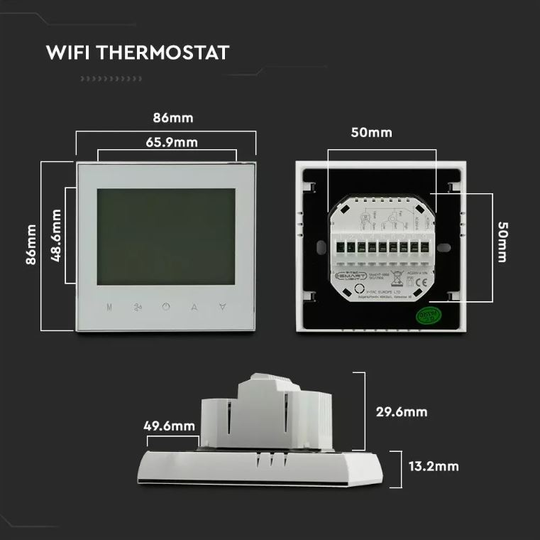 Coil Room Thermostat
