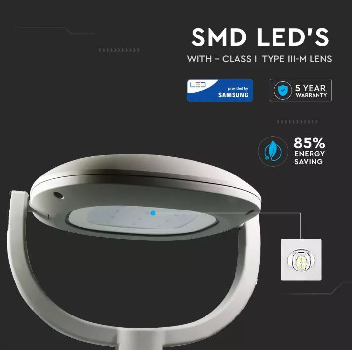 inventronics driver garden light with SMD LED's