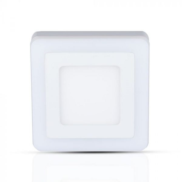 15W Twin-Panel Square