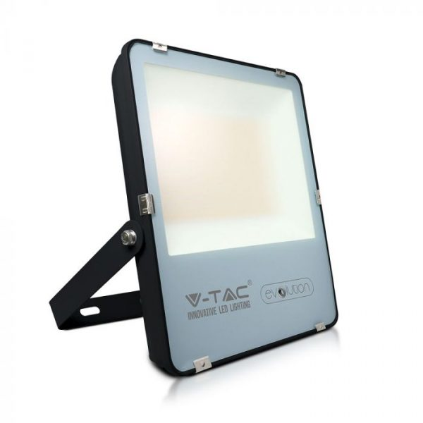 200W LED Floodlight EVOLUTION SERIES - 160 Lumens Super Bright - IP65