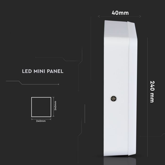 Surface Twin-Panel 22W