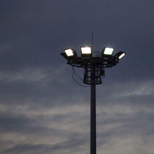 100W LED Floodlight EVOLUTION SERIES - 160 Lumens Super Bright - IP65