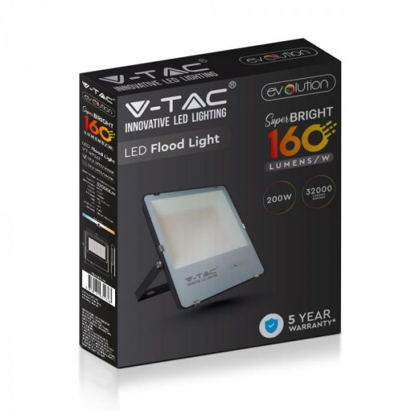 160 Lm/W Industrial Floodlights, V-Tac VT-49261