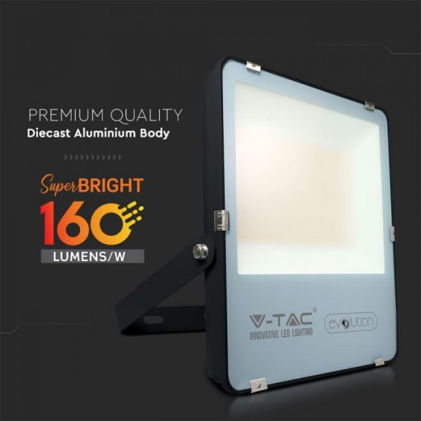 super bright floodlight, 160 Lm/W Industrial Floodlights