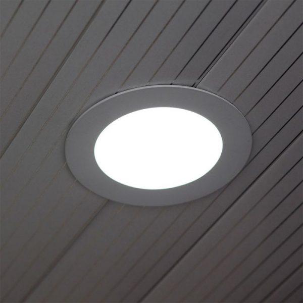 22W LED Recessed Panel Premium Series RD