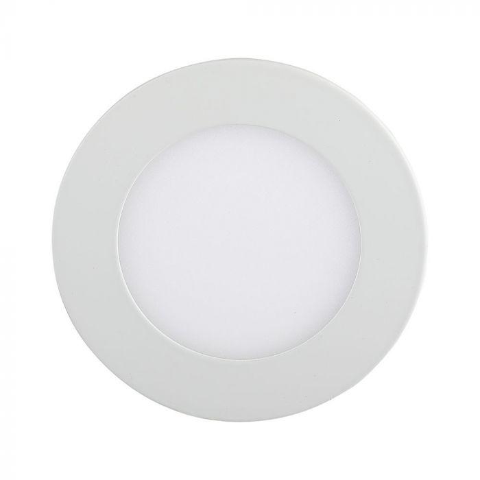 22W LED Recessed Panel Premium Series Round