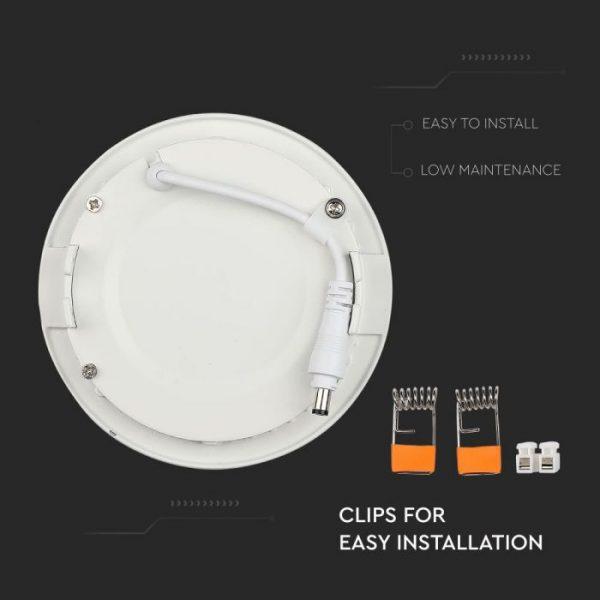30W LED Recessed Panel Premium Series RD