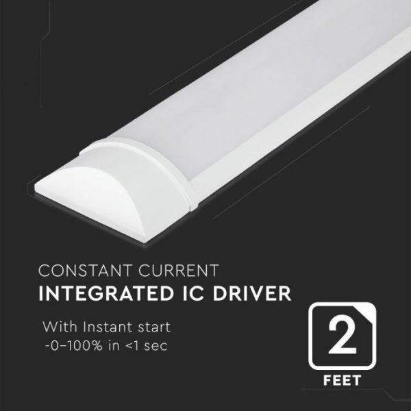 15W LED Batten Light