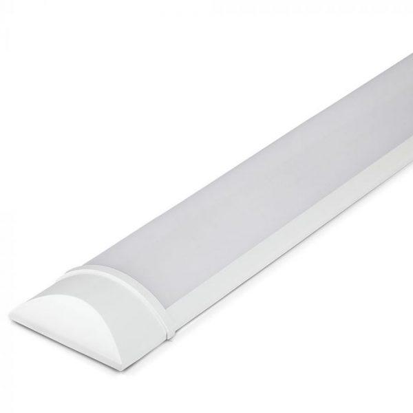 15W LED Batten Light - Quick Connector - 160 Lm/Watt - 5 Years Warranty