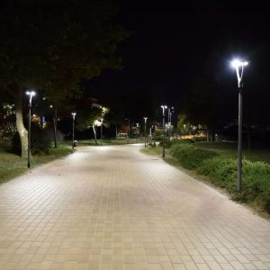 LED Garden Street Lamps, High Lumen street/garden light