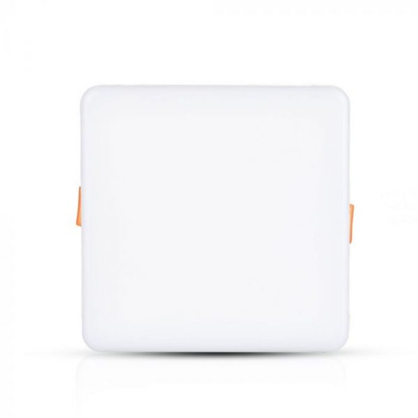 12W LED Mini Panel Adjustable (Cut-Out) SAMSUNG CHIP - 5 Years Warranty - Square - Cool White