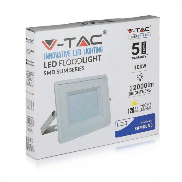 100W LED Floodlight, 12000 Lumens floodlight