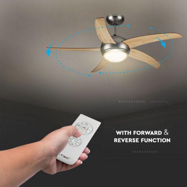 3-speed 60W ceiling fan