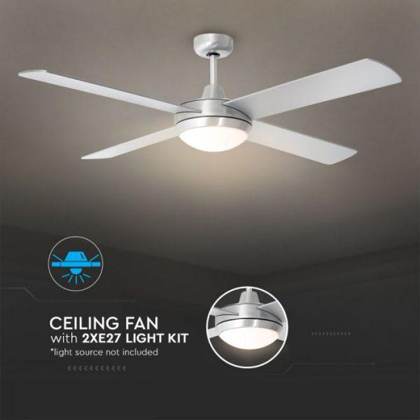 3-speed ceiling fan 60W